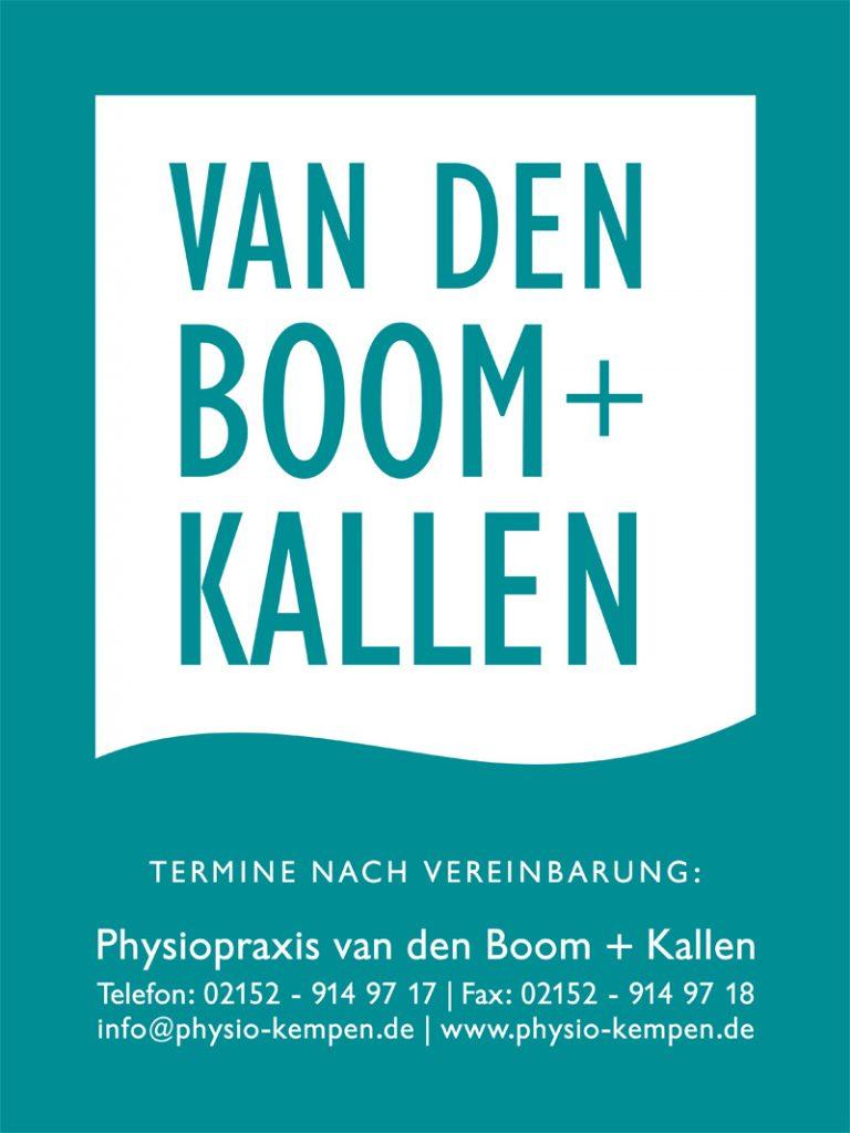 Physiopraxis van den Boom + Kallen